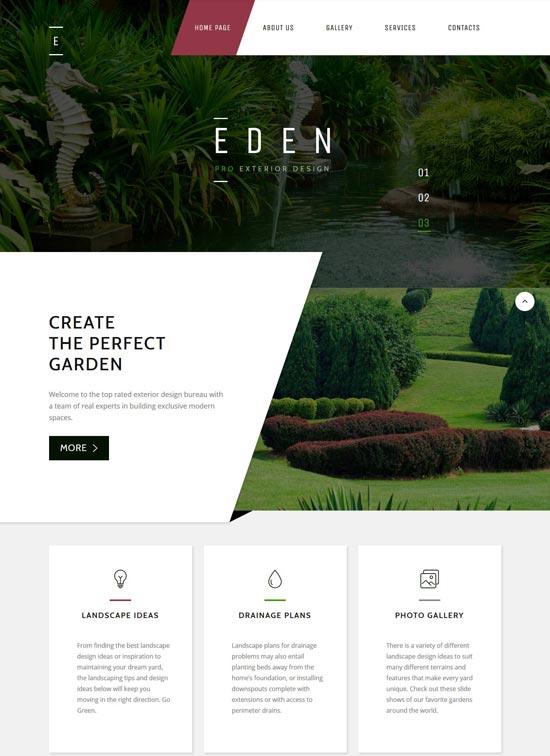53 Best Exterior Design Templates Themes Free Premium Freshdesignweb