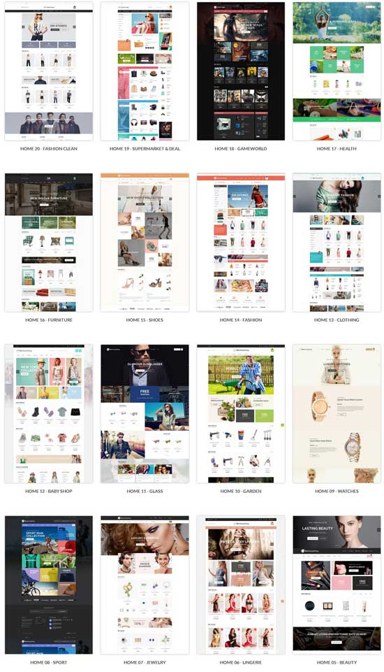 Everything Store - Multipurpose Responsive Magento