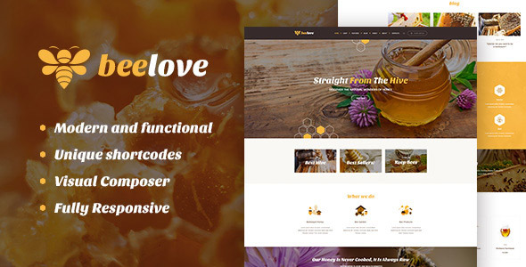 Beelove Honey Production and Online Store