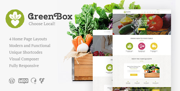 Green Box Organic Products Store