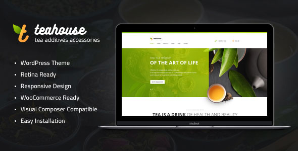 Tea House | Tea Store and Cafe