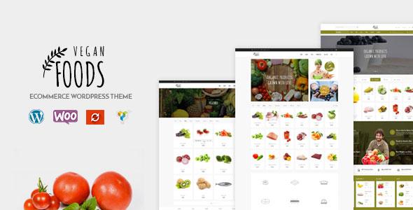 Vegan Food Organic Store