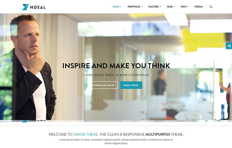 50 Best Free Responsive Drupal Themes 2020 Freshdesignweb