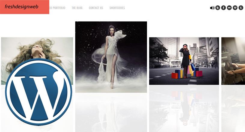 30 Best Free Photography Wordpress Themes 2018 Freshdesignweb