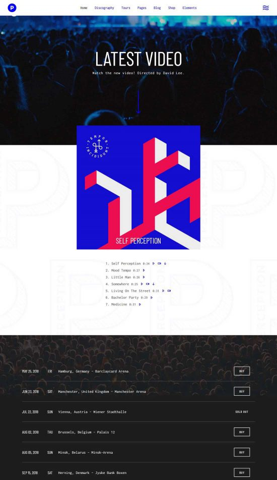 polyphonic independent musicians theme