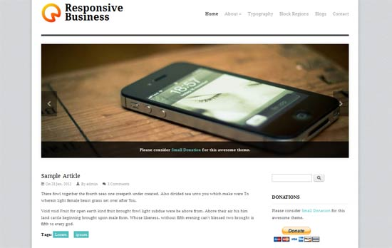 responsive-business-free-drupal-theme