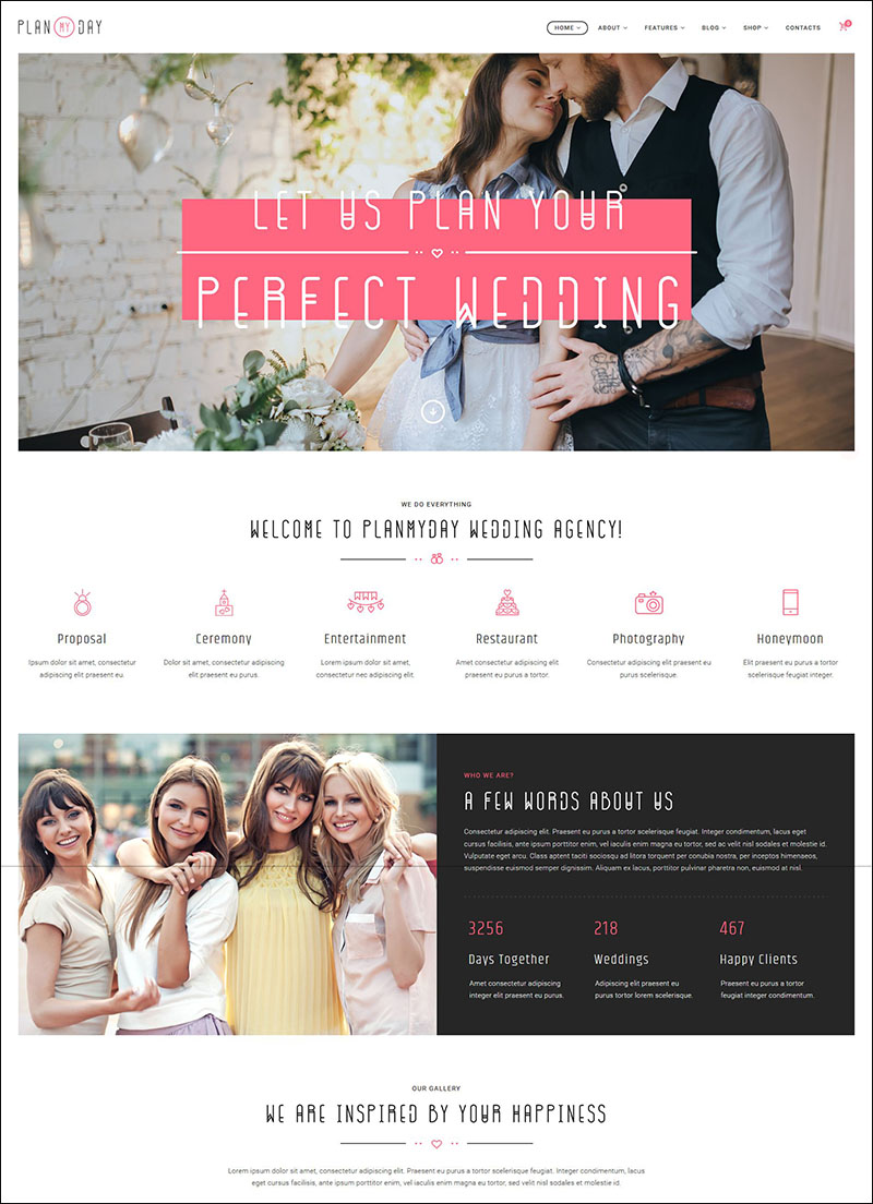 Plan My Day   Wedding / Event Planning Agency
