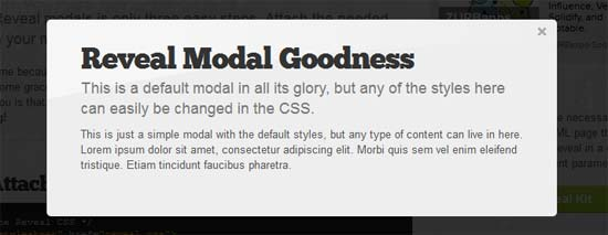 Simple jQuery Modals Made Easy