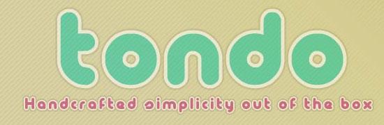 tondo - free fonts designers