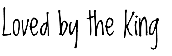 Loved by the King - free halloween fonts