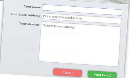 Make a Slick Ajax Contact Form with jQuery and PHP