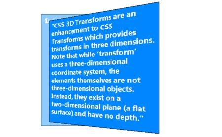 3D Transforms Tools