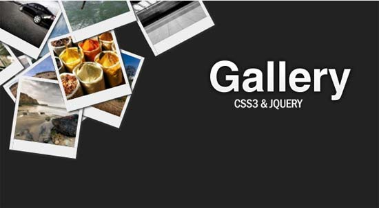 CSS3 Lightbox Gallery With jQuery