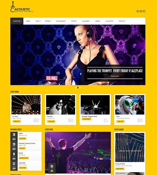 Acoustic-Premium-Music-WordPress-Theme