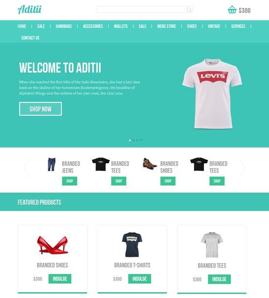 Aditii-free-Flat-ECommerce-Responsive-Web-Template