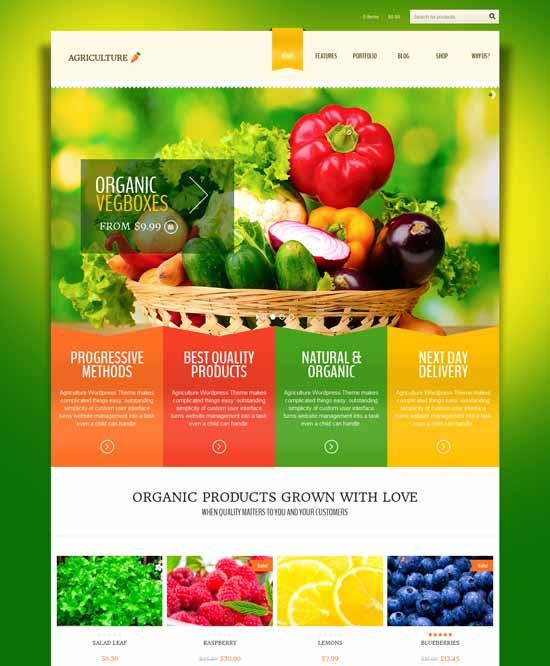 Agriculture-WooCommerce-wordpress-Theme