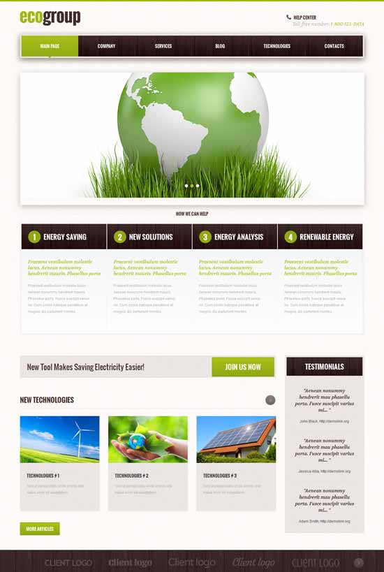 Alternative-Power-Responsive-WordPress-Theme