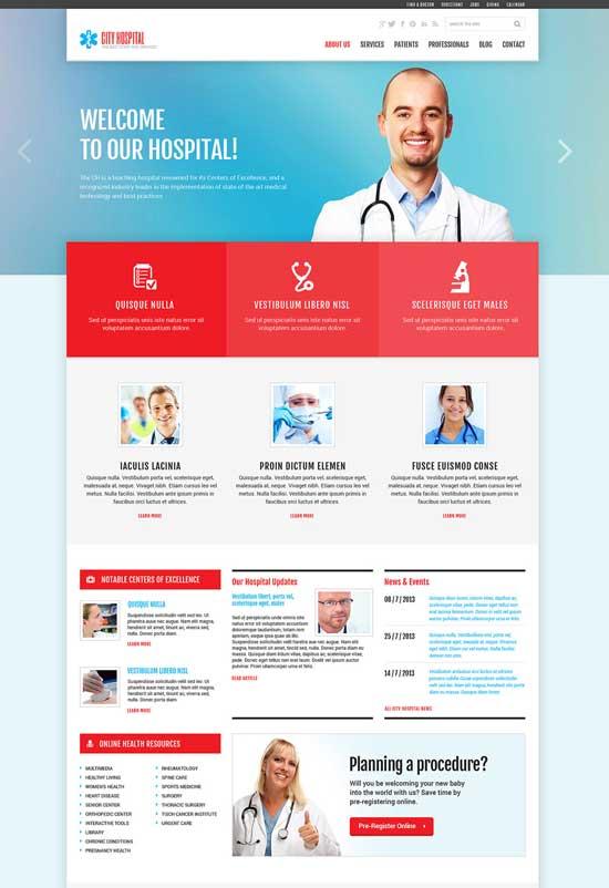 Ambulance-Hospital-Responsive-Joomla-Template