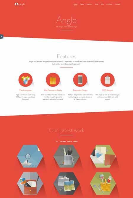 Angle-Flat-Responsive-Bootstrap-MultiPurpose-Theme