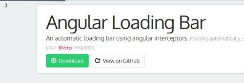 Angular-Loading-Bar