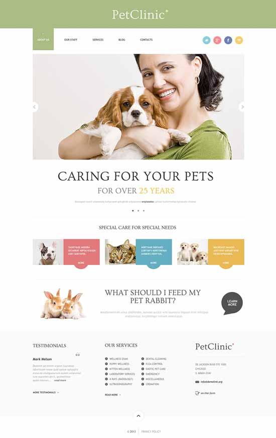Animals-and-Pets-WordPress-Theme