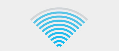 Animated-CSS-wifi-icon