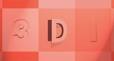 Animated Opening Type Effect