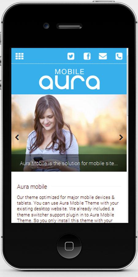 Aura-Premium-Mobile-Theme
