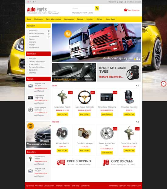 Auto-Parts-Tools-Opencart-Theme