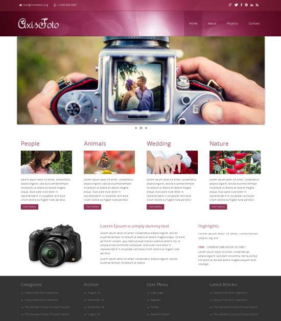 Axisfoto-Free-photo-gallery-Website-Template