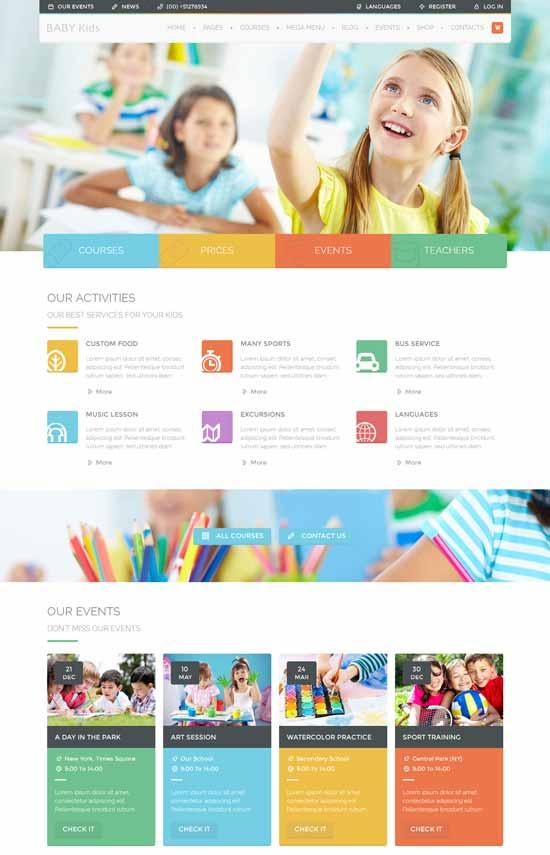 Baby-Kids-Education-Primary-School-For-Children