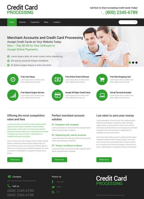 Bank-Responsive-Website-Template