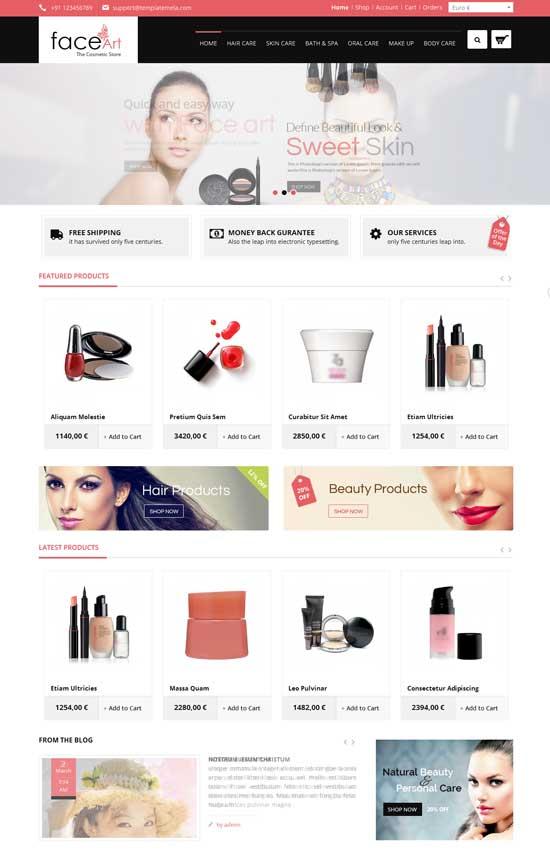Beauty-Face-Art-Responsive-Joomla-Template