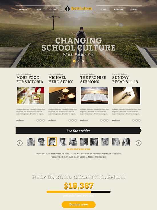 Bethlehem-Church-Bootstrap-3-HTML5-Template