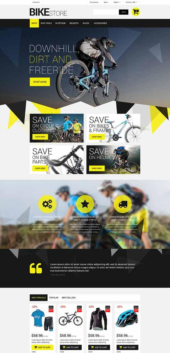 Bike-Store-PrestaShop-Theme