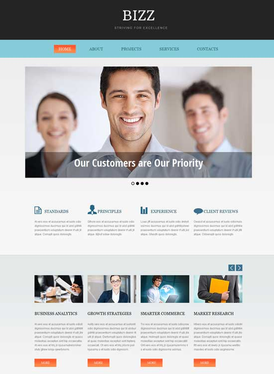 Bizz-Free-HTML5-Corporate-Business-Template