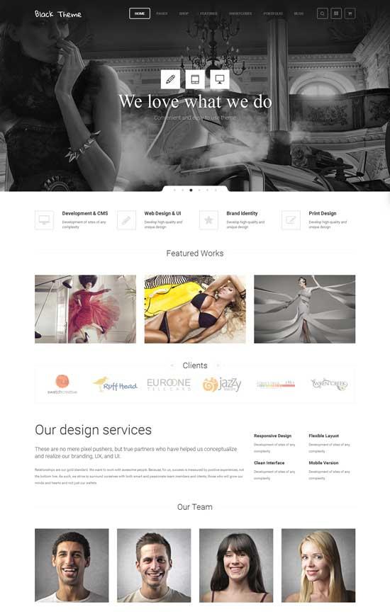 Black-Multi-Purpose-WordPress-Theme