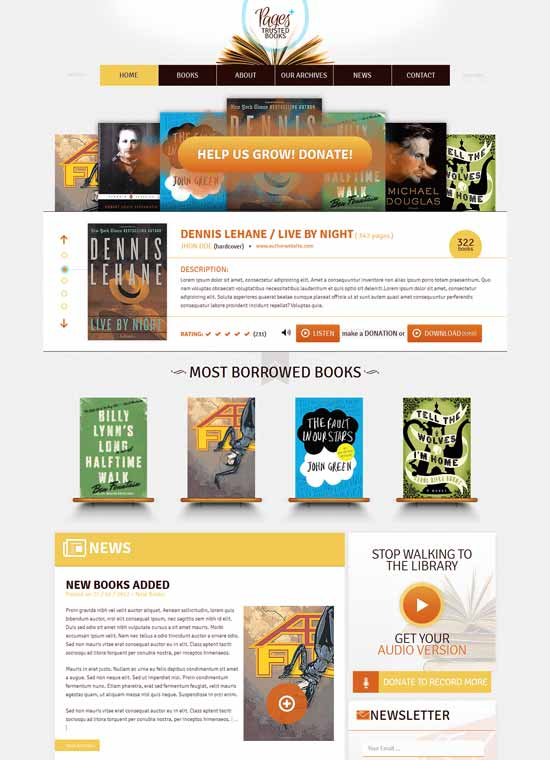 Book-HTML5-Website-Template-Pages-Plus