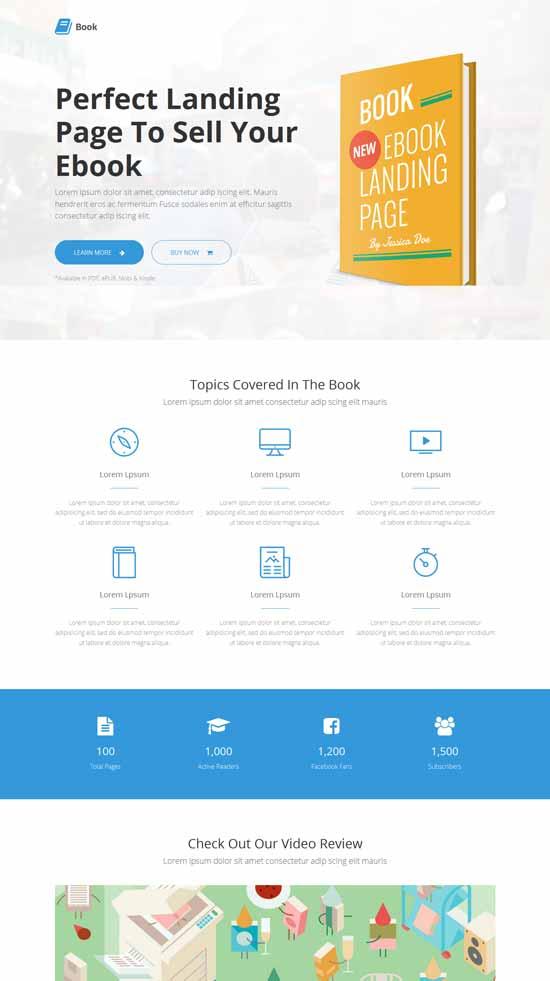 Book-Responsive-Ebook-Landing-Page