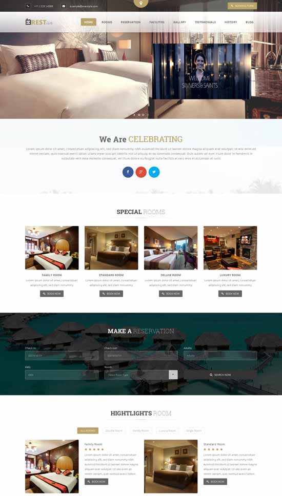 Booking-One-Page-Theme-For-Resort-Hotel