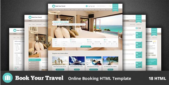 BookingAgencyHTML