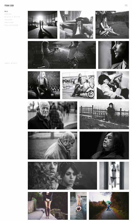 Bow-Clean-Photography-Portfolio-Theme