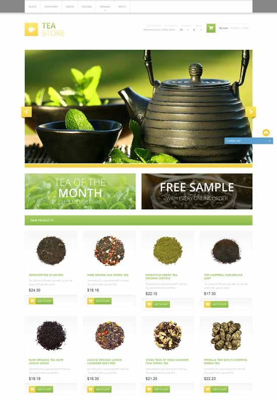 Bracing-Tea-Store-Magento-Theme