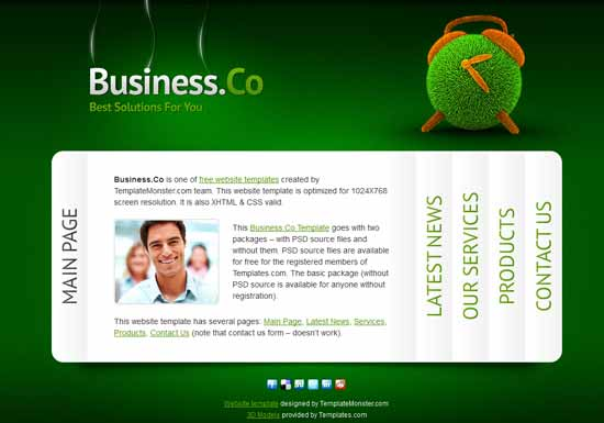 Business-Free-Consulting-Website-Template