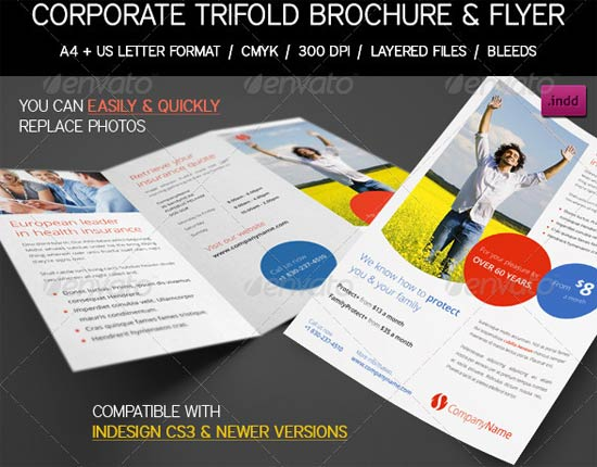 Business-Trifold