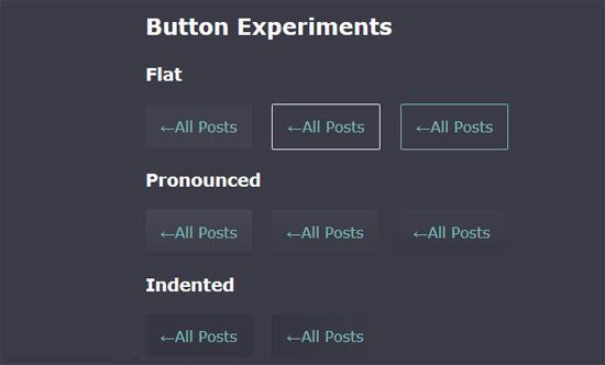 Button Experiments