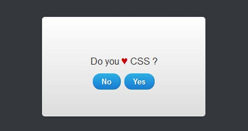 CSS-Love-Confirmation