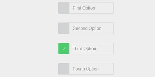CSS-Radio-Buttons