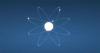 CSS3-Atom-Animation