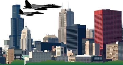 CSS3-Parallax-Fighter-Jet-Animation